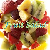 Fruit salad making