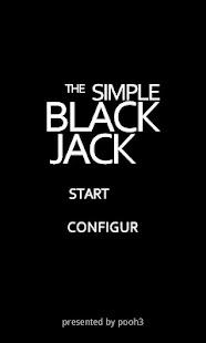 The Simple Blackjack- screenshot thumbnail