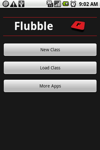 Flubble - screenshot