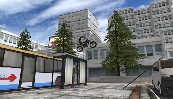 Stunt Bike 3D Premium - screenshot