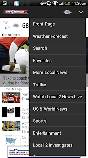 Click2Houston - screenshot thumbnail