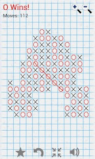 Mega Tic Tac Toe - screenshot thumbnail