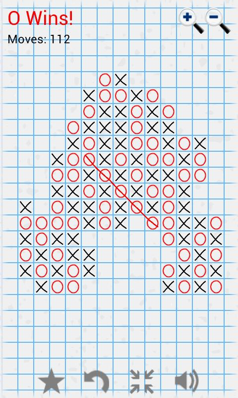 Mega Tic Tac Toe - screenshot