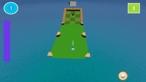 3D高爾夫遊戲