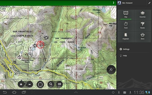 ViewRanger GPS & Topo Maps - screenshot thumbnail