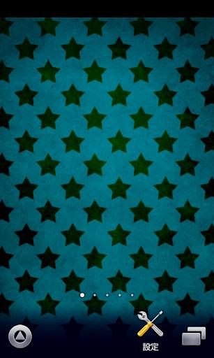 グランジな星柄♪【スマホ待ち受け壁紙】 ver40