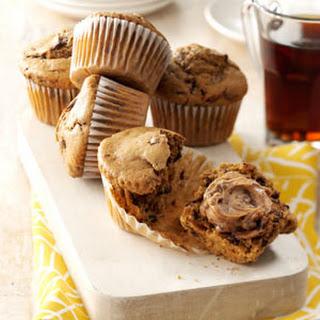 Cappuccino Muffins.