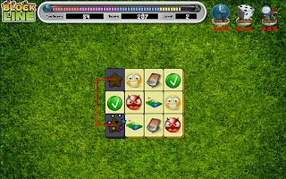 Screenshot of ฺBlockLine