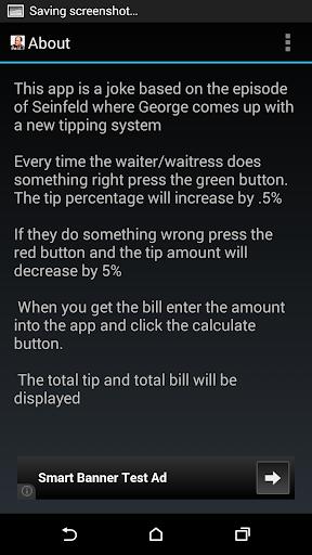 【免費工具App】The Costanza Tip Calculator-APP點子