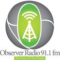 Observer Radio 91.1 icon