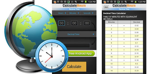 Decimal Time Converter Chart Apps On Google Play