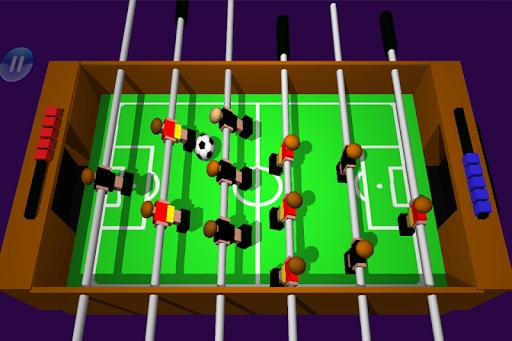 Table Football, Soccer 3D  screenshots 7