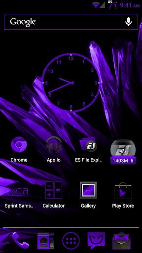 Purple Haze CM10.1 Theme