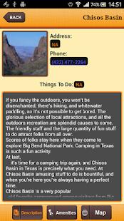 Big Bend National Park – USA