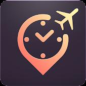 Horarios de aviones