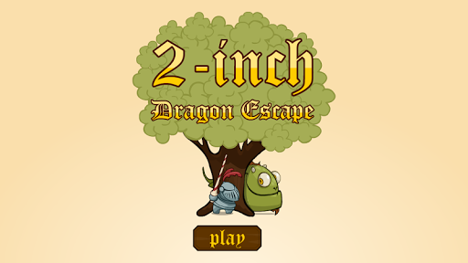 2 inch Dragon Escape