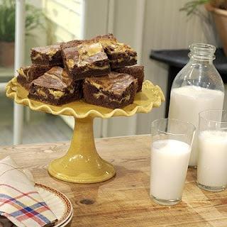 Swirl Brownies