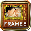 Amazing photo frames. logo