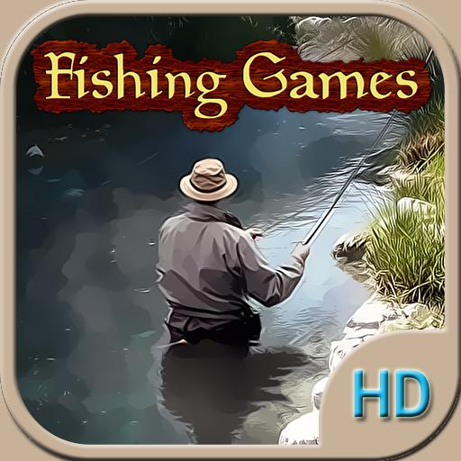 冒險App 釣魚遊戲 LOGO-3C達人阿輝的APP