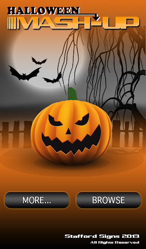 Halloween Wallpaper - Spooky