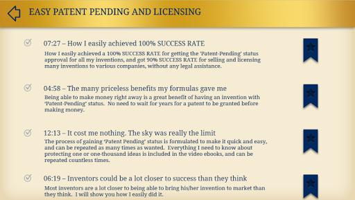 Easy Patent Pending