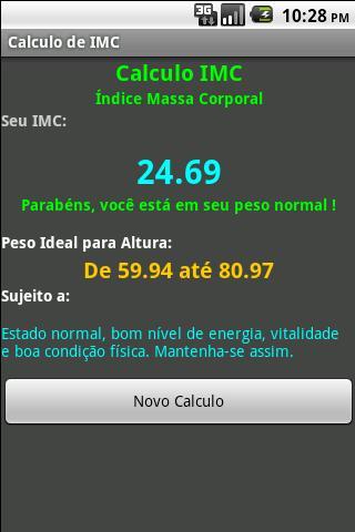IMC - screenshot