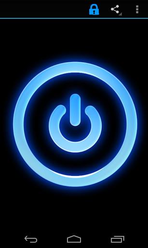LED 플래쉬 등 +widget