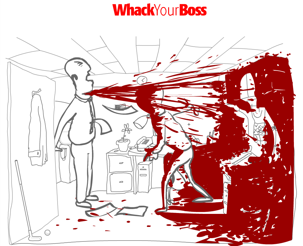 Whack Your Boss 27- screenshot