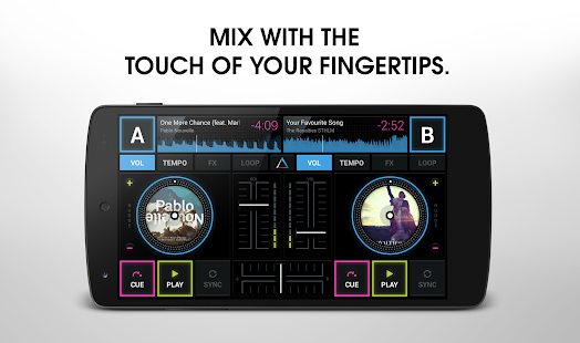 Apollo - the DJ app - screenshot thumbnail