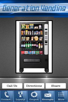 Vending Machine Industry - screenshot