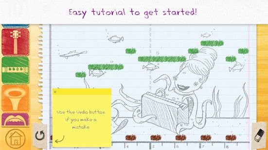 Sketch-a-Song Kids - screenshot thumbnail