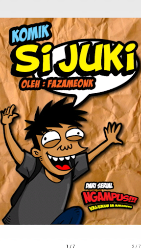 NGOMIK - Baca Komik Indonesia 1.2.5 screenshots 6