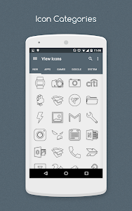 Zarys - Icon Pack v1.0.0