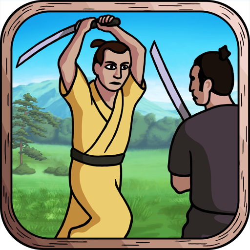 Samurai Rush LOGO-APP點子