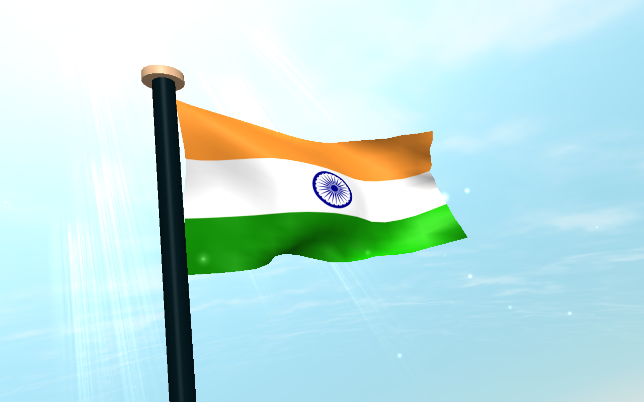 India Flag 3D Live Wallpaper  Android Apps on Google Play