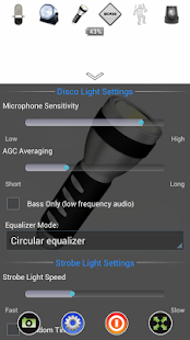 Disco Light™ LED Flashlight - screenshot thumbnail