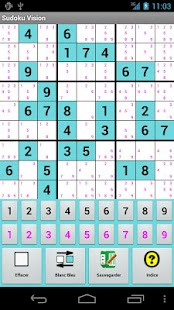 Sudoku Vision - screenshot thumbnail