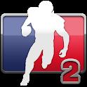 Backbreaker 2: Vengeance logo