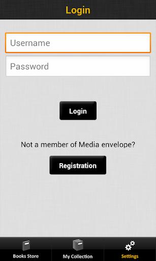 【免費書籍App】Media Envelope-APP點子