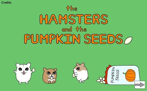 Hamsters and the Pumpkin Seeds - screenshot thumbnail