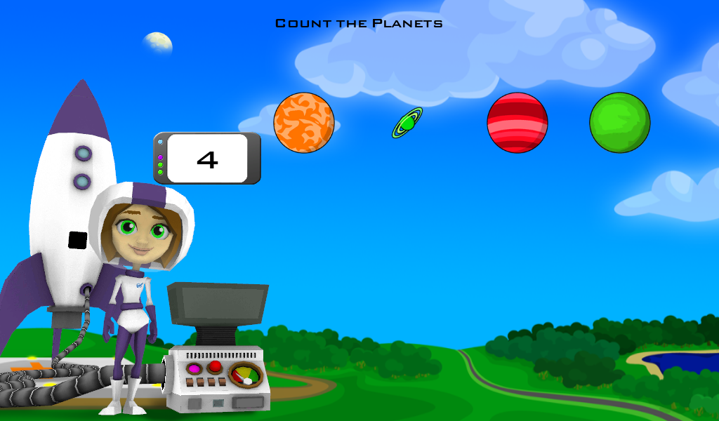 Rocket Rangers Preschool- screenshot