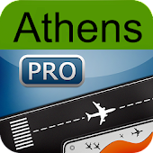 Athens Airport +Flight Tracker