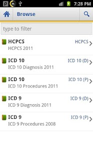 ICD Lite 2012- screenshot thumbnail