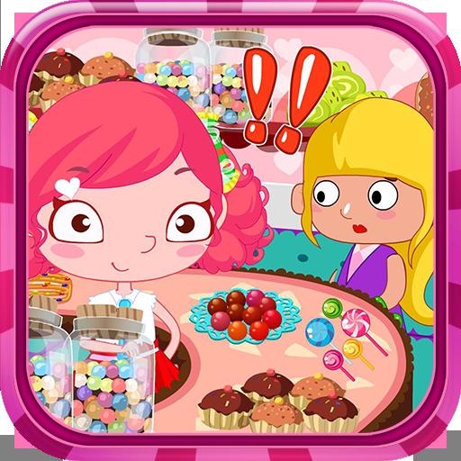Candy slacking Icon