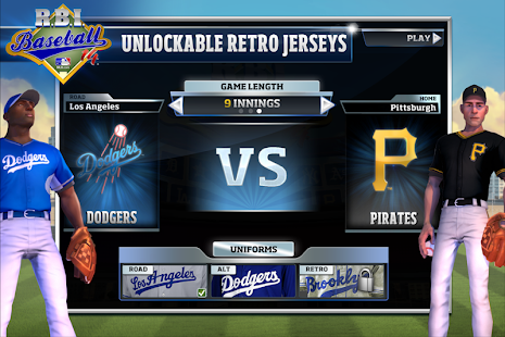 R.B.I. Baseball 14 - screenshot thumbnail