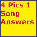 4 Pics 1 Song Cheats Answers icon