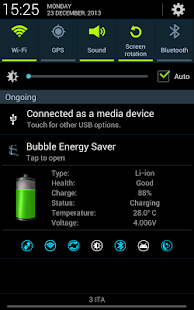 Bubble Energy Saver - screenshot thumbnail