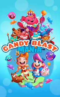Candy Blast Mania - screenshot thumbnail