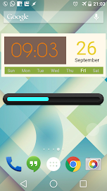 Ultimate custom widget (UCCW) Screenshot 3
