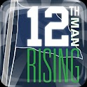 12th Man Rising logo